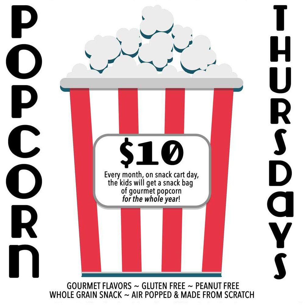 Popcorn Thursdays